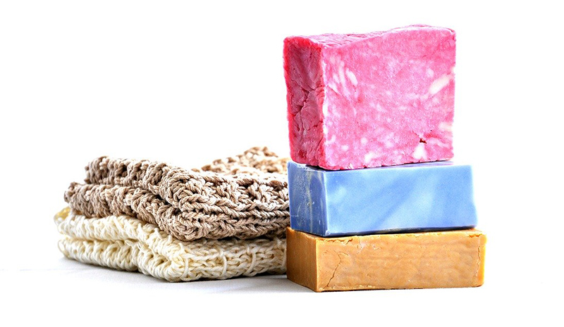 Are you using real soap for your skin?